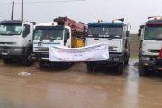 أرباب الشاحنات يهددون من جديد بالإحتجاج