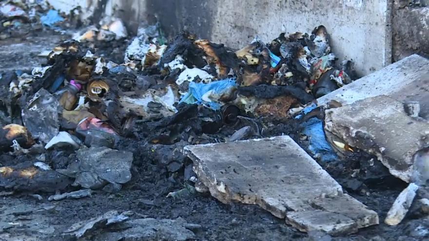 بالفيديو.. العاصمة الإيطالية ''تغرق'' في النفايات