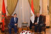 تشكيل مجلس أعمال مغربي مصري أولى ثمرات زيارة بوريطة للقاهرة