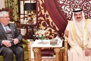ملك البحرين يعرب عن اعتزازه بجهود الملك محمد السادس في تعزيز العلاقات الثنائية
