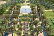 احتلال الملك العام يؤجل فتح حديقة الجامعة العربية للبيضاويين