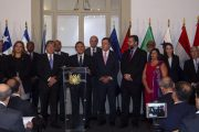 مجموعة ليما تؤكد عدم اعترافها بشرعية الولاية الجديدة لنيكولاس مادورو