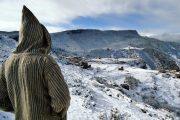 بعد دعوات برلمانية لإنقاذ سكانها من البرد.. الدكالي في زيارة لمناطق جبلية