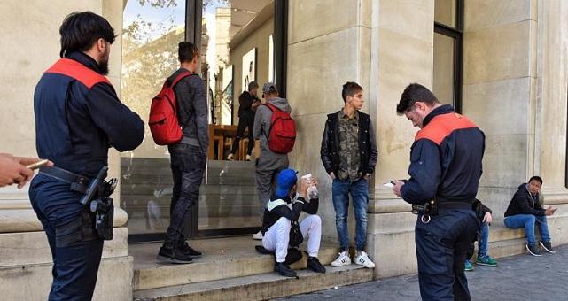 مفاوضات مغربية-إسبانية حول ترحيل