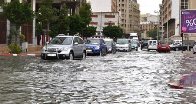 يومي السبت والأحد.. أمطار قوية بعدد من مناطق المملكة
