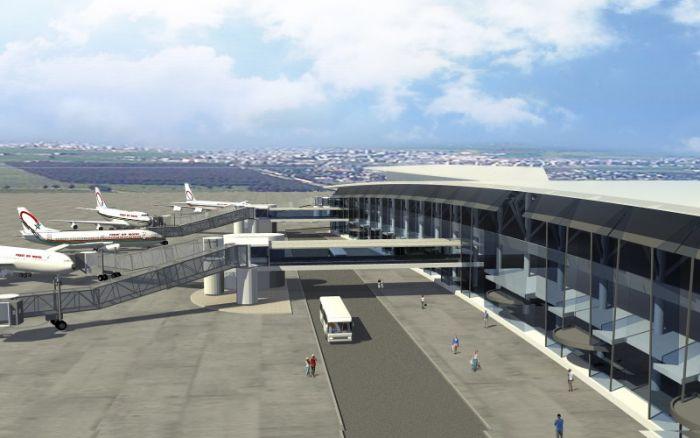محطة مطار البيضاء الجديدة تفتح أبوابها للمسافرين لهذه الوجهات