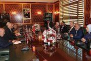 إشادة بدور المغرب في دعم القضية الفلسطينية