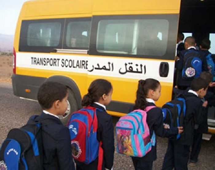 تدابير جديدة لتجاوز خصاص النقل المدرسي بالقرى