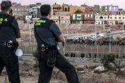 مدريد ترفض إضافة أمنيين على محيطي سبتة ومليلية المحتلتين