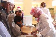 زاكورة..استفادة 1400 شخص من قافلة طبية متعددة الاختصاصات