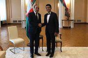 المالكي يمثل الملك في مراسيم تنصيب الرئيس الملغاشي الجديد
