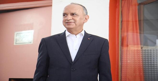 الإعلامي مصطفى العلوي رجل تعليم في
