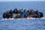 غرق سفينة ووفاة 53 مهاجرا سريا بين المغرب وإسبانيا
