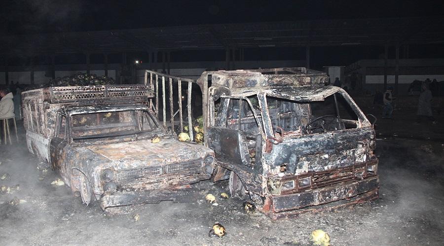 ''الدار البيضاء للخدمات'' تكشف أهم تحركاتها بعد حريق سوق الجملة