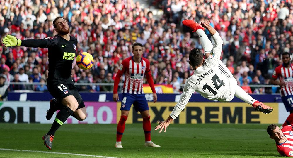ريال مدريد ينهي السلسلة السلبية في الديربي