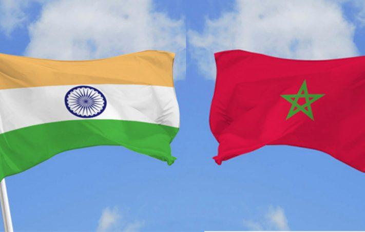 المغرب والهند يوقعان على اتفاقيات هامة