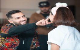 بالفيديو.. أمينوكس يغني للعشاق في عيد الحب