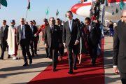 عاهلا إسبانيا يصلان إلى الرباط والملك محمد السادس على رأس مستقبليهما