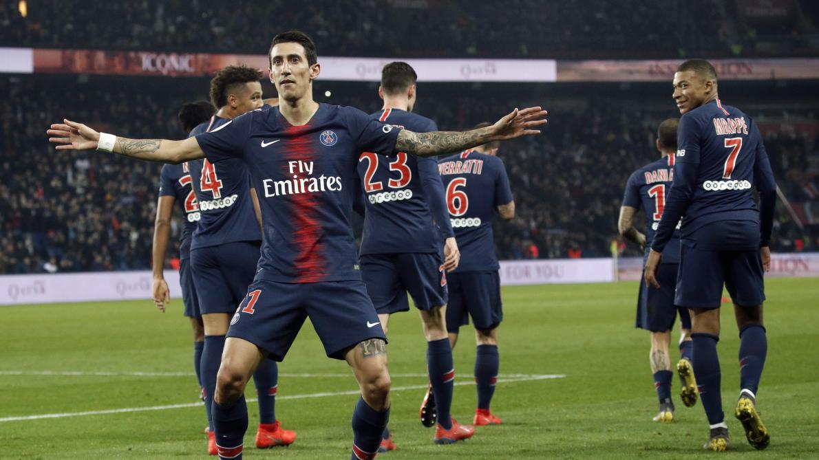 بالفيديو.. باريس سان جيرمان يكتسح مونبيلييه بخماسية في الدوري الفرنسي