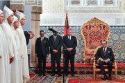 الملك يستقبل الولاة والعمال الجدد بالإدارتين الترابية والمركزية