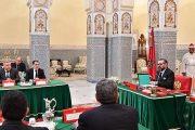 الملك محمد السادس يترأس مجلسا للوزراء بمراكش