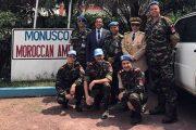 مونوسكو: توشيح ضابطين مغربيين نظير الخدمات القيمة التي قدماها