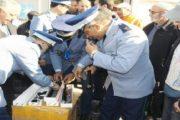 جمارك ميناء طنجة المتوسط تحبط تهريب 300 هاتف مستعمل