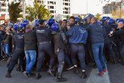 محامون جزائريون يحتجون ضد وزير العدل بسبب بوتفليقة