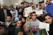 بينهم مغاربة.. ترحيل أكثر من 16 ألف مهاجر من ليبيا في 2018