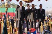 ترأسه الملك محمد السادس.. حفل استقبال رسمي على شرف عاهلي إسبانيا