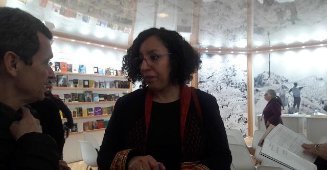 الكاتبة الهاشمي لـ