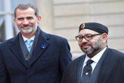 """العاهل الإسباني.. """"إسبانيا والمغرب بلدان يتقاسمان مصالح وتحديات مشتركة"""""""