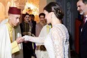 ولي العهد يخطف الأنظار خلال زيارة العاهل الإسباني للمغرب
