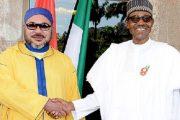 الملك يتباحث هاتفيا مع الرئيس النيجيري محمدو بوهاري