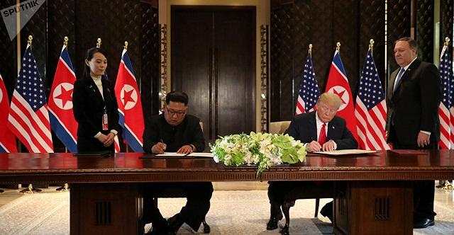 انتهاء اجتماع هانوي بين ترامب وكيم دون التوصل لاتفاق