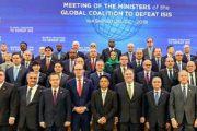 بحضور المغرب.. التحالف العالمي ضد