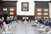 ملف مكافحة الفساد على طاولة مجلس الحكومة