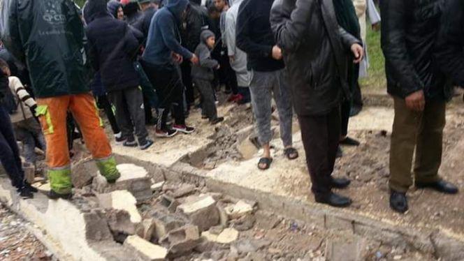 فاس.. مقتل تلميذين في انهيار سور مؤسسة تعليمية