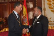 الملك محمد السادس يتباحث مع العاهل الإسباني فيليبي السادس