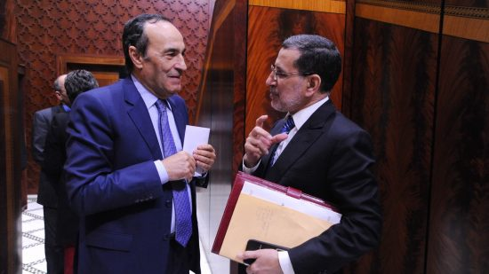 اجتماعات ماراطونية بمجلس النواب في انتظار معطيات الحكومة حول فضيحة استقبال غالي