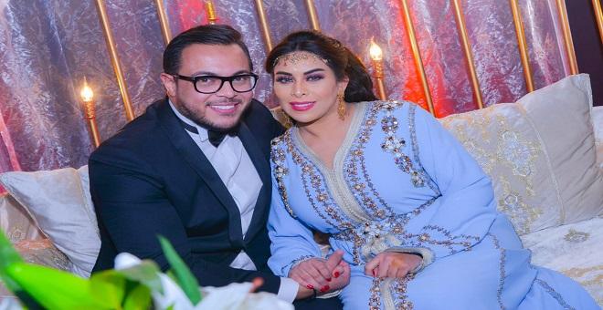 نجاة رجوي تخرج باعترافات لأول مرة بعد حفل زفافها