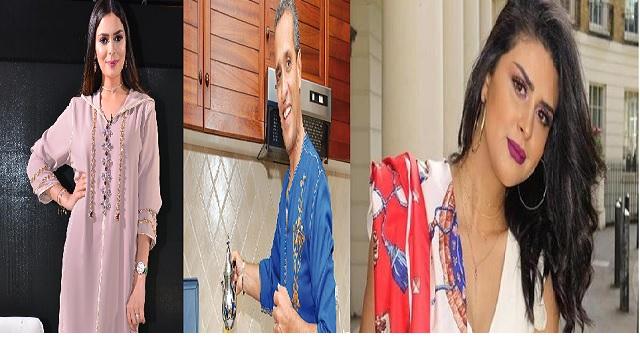 مشاهير مغاربة يرفعون شعار