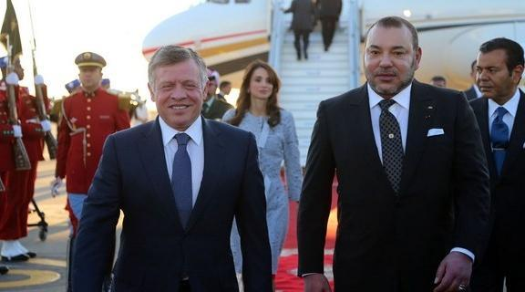 المغرب والأردن يرتقيان بعلاقات الأخوة إلى شراكة استراتيجية متعددة الجوانب