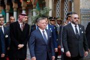 زيارة ملك الأردن للمغرب تلفت الأنظار.. وقضايا عربية شائكة ضمن أجندتها