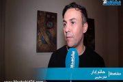 بالفيديو.. حاتم إدار يدخل عالم العيطة بـ''بنت الباطرون''