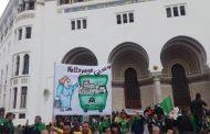 الجزائريون يلقنون درسا جديدا للنظام.. مظاهرات حاشدة ومنظمة في جمعة الحراك الخامسة