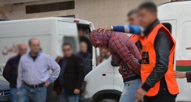 مراكش.. توقيف شقيقين بتهمة التبليغ عن جريمة وهمية والإدلاء بتصريحات زائفة