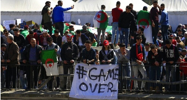 الجزائر..