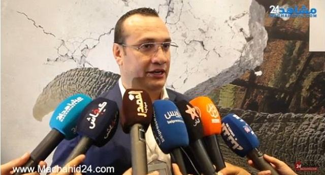 بالفيديو.. الرجاء البيضاوي يواصل شراكته مع شركة صينية للهواتف الذكية