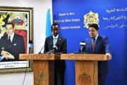 وزير الخارجية الصومالي يؤكد دعم بلاده للوحدة الترابية للمغرب